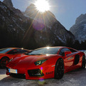 Lamborghini Winter Driving Academy