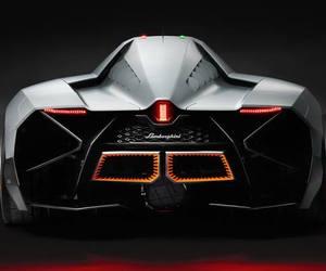 Lamborghini's answer to the Batmobile
