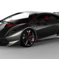 Lamborghini's New Direction: Sesto Elemento Concept
