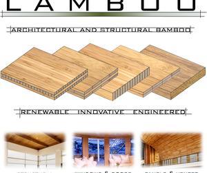 Laminated Bamboo Panels - Lamboo® Panel Layup Options
