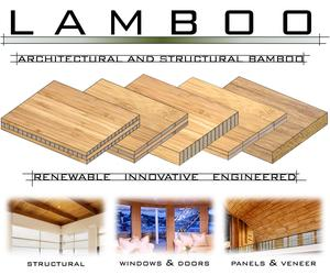 Laminated Bamboo Panels - Lamboo® Panel Layup Options