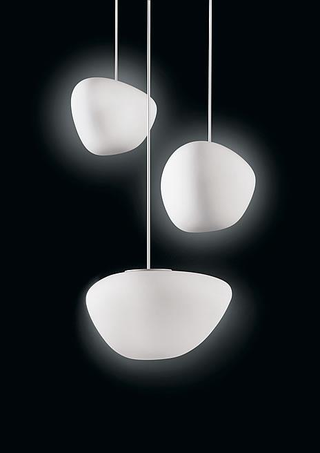 Lampada Sasso By Massimo Iosa Ghini