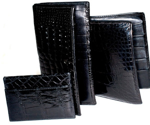 Lana Marks Unveils Exotic-Skin Men's Accessories