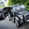 Land Rover Defender | by Vilner