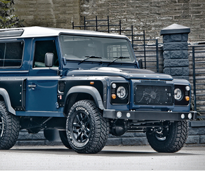 Land Rover Defender SW 90 | by Kahn Design