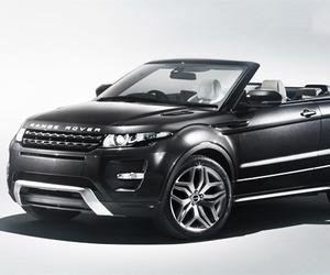 Land Rover's Range Rover Evoque Convertible Concept
