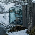 Juvet Landscape Hotel in Norway