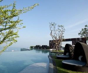 Landscaping Hilton Hotel in Pattaya by Trop