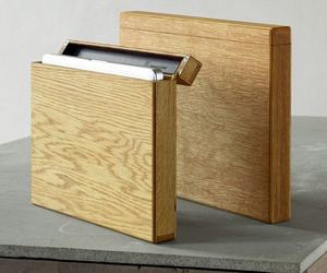 Laptop Wood Box by Rainer Spehl
