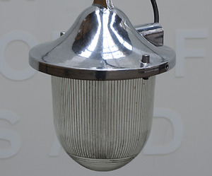 Large mine lamp