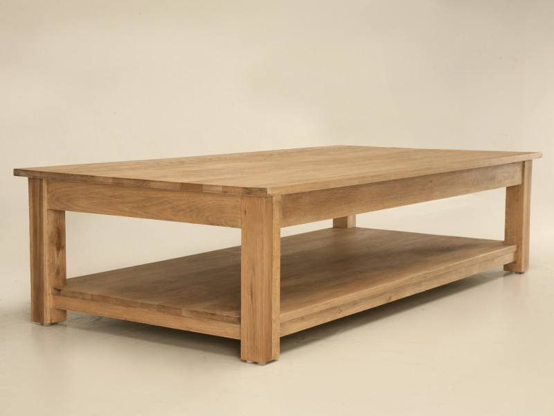 Coalesce and check the rascal orotund Table's color and large oak ...