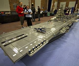 Largest Lego ship ever built