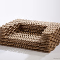 Lattice chair by Myung Chul Kim