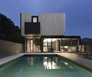 Laurentian Mountains Home by Saucier+Perrotte Architects