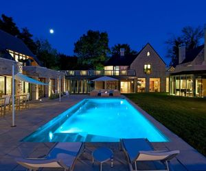Lavish Home with Modern Guest House And Spa