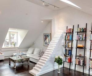 Charming Loft in Sweden Showcasing Lavish Details