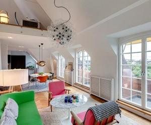 Lavish Triplex Penthouse in Stockholm
