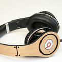 Lazerwood Beats By Dre Headphones Overlay Skin