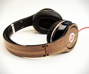 Lazerwood Headphone Skin for Beats By Dr. Dre