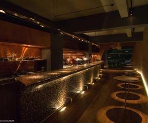 Le Cabaret  in Osaka, Japan by Suga Architects