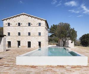 Le Marche Villa, Beautifully Restored in Tuscany
