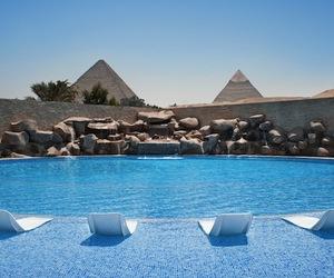 Le Meridien Pyramids at Cairo
