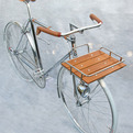 Le Porteur Custom Bicycle by Detail Design