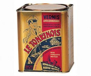 Le Tonkinois varnish