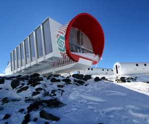 LEAPrus 3912: World's Highest-Altitude Eco-Hotel