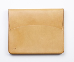 Leather iPad Case by FEIT