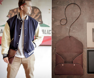 Leather Portfolios   by Field Theories