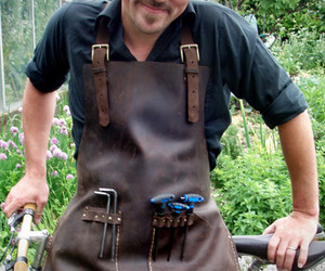 Leather Work Aprons