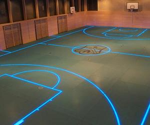 LED ASB GlassFloor Court