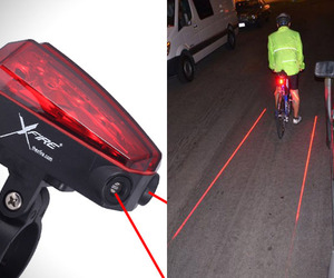 LED Bike Lane | X-Fire