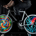 LED Light Show Wheel Lights by MonkeyLectric