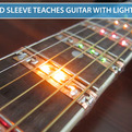 LED Sleeve Teaches Virtually any Song with Lights