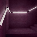 LED Staircase Handrail