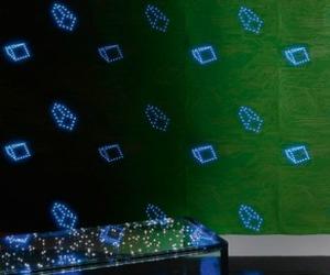 LED Wallpaper, Deco + Lighting