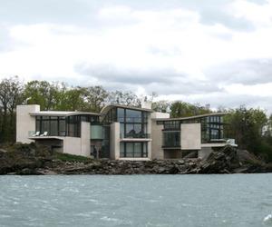 Ledgerock Residence, Hudson River Vews | Lee Ledbetter