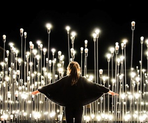 LEDscape light installation by LIKEarchitects