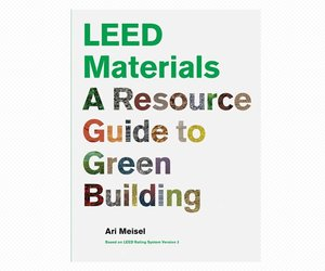 LEED Materials, by Ari Meisel