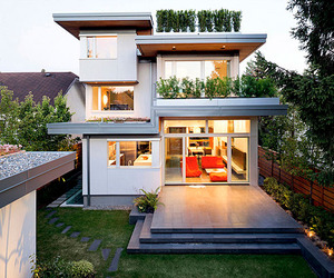 LEED Platinum Residence in Vancouver