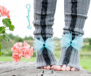 Leg Warmers by CloudberryFactory