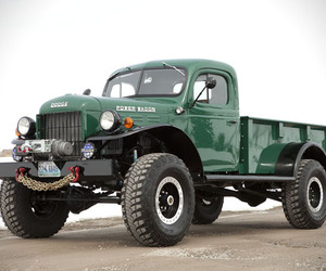 Legacy Power Wagon | Legacy Classic Trucks