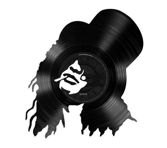 Legendary Musician Portraits Vinyl Art