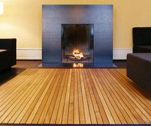 Legno-Legno Wood Area Rug from Ruckstuhl