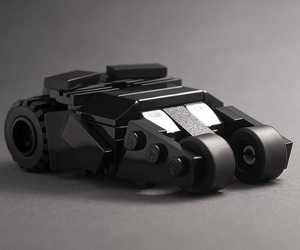 LEGO Batman Tumbler Designed by Tiler