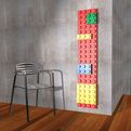 Lego Bricks to Warm Your Interiors by Marco Baxadonne