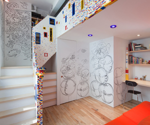 Lego children's room design