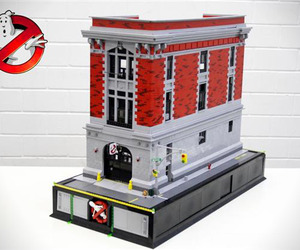 LEGO Ghostbusters HQ | Orion Pax